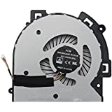 New Laptop CPU Cooling Fan for HP M6-AR M6-AR004DX M6-AQ003dx M6-AQ005dx m6-w011dx M6-AQ004DX M6-AQ103DX M6-AQ105DX 856277-001