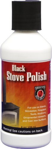 MEECO'S RED DEVIL 401 Stove Polish, -