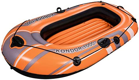 Bestway 61099 - Barca Hinchable Hydro-Force Raft Kondor 1000 1 ...