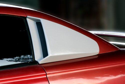 Xenon 12740 Quarter Window Scoop Kit (Window Quarter Scoops)