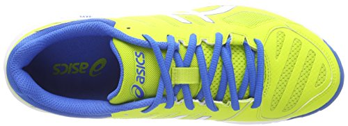 5 Jaune Homme Electric Energy Asics Gel Chaussures Volleyball Jaune White Blue Green de 7701 Beyond wqEYq0S