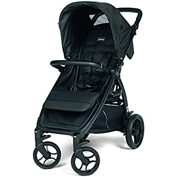 Amazon.com : Peg Perego Pliko Mini Stroller, Mod Red : Baby