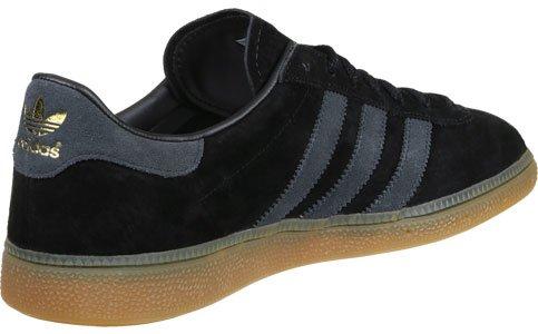 Adidas Noir Homme Basket Mode Munchen rwqI4tr