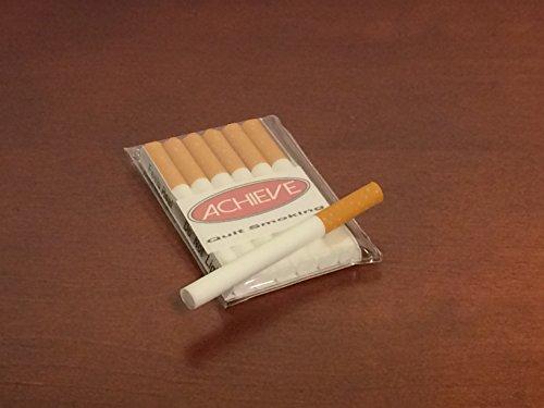 Achieve Quit Smoking- Authentic Feel Fake Cigarettes | Behavior Modification Smoking Cessation Aid