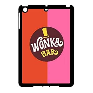 Ipad Mini 2D DIY Phone Back Case with Wonka Bar Image