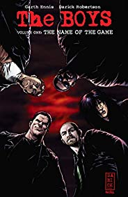 The Boys Vol. 1: The Name of the Game (Garth Ennis' The Boys) (English Edit