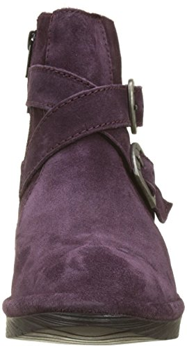 Morado London 008 Para Botines Mujer Perz914fly purple Fly SXnwq0dxX