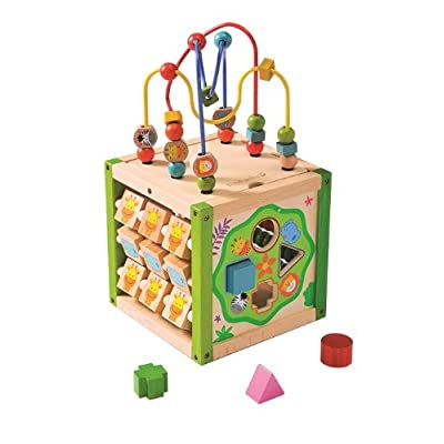 Maxim My First Learning Cube: Toys & Games [5Bkhe2001925]