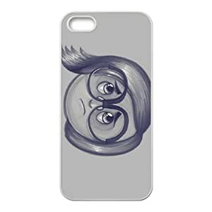 iPhone 4 4s Cell Phone Case White I FEEL GRAY TODAY JSK695994