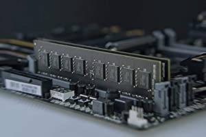TEAMGROUP Elite DDR4 8GB Single 2400MHz PC4-19200 CL16 Unbuffered Non-ECC 1.2V 1Rx8 UDIMM 288 Pin PC Computer Desktop Memory Module Ram Upgrade- TED48G2400C1601 - (1x8GB) Single (Tamaño: 8GB)