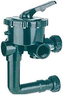 Fluidra 00599 - Válvula selectora 1 ñ'' VAR.3 Classic con Enlace Filtro