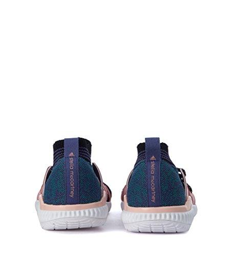 Adidas Stella Mccartney Womens Gal Flytte Sprett Sneaker Flerfarget