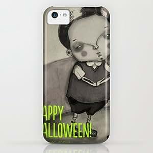 Society6 - Halloween iPhone & iPod Case by Maripili