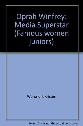 Library of Famous Women Juniors - Oprah Winfrey by Blackbirch Press