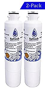 Samsung DA29-00020B Compatible Water Filter for Refrigerator -fits DA29-00020A,HAF-CIN EXP (2-PACK)