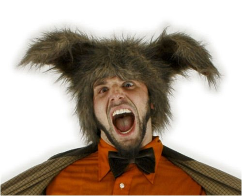 March Hare Costume Male (Elope March Hare Hat)