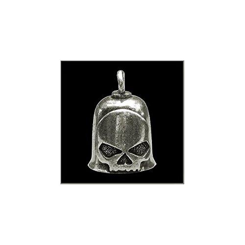 """""""V-Half Skull"""" Gremlin Bell All American Gremlin Bells pb18"""