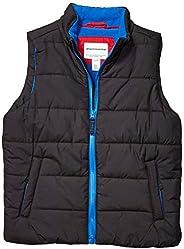 Amazon Essentials Boys Heavy-Weight Puffer Vests