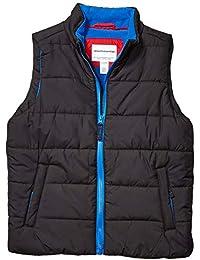 Boy's Heavy-Weight Puffer Vest