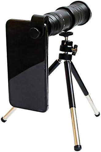 WQYRLJ Lente Zoom Telefoto HD18-30X Cámara del Telescopio del ...
