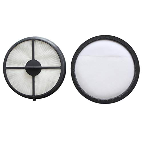 ROLYPOBI Vacuum Cleaner Accessories for Hoover Wind Tunnel UH70400 s Parts Post Filter Replacements ()