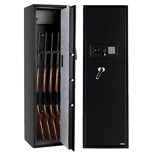 Bonnlo Electronic Gun Safe Large Firearm...