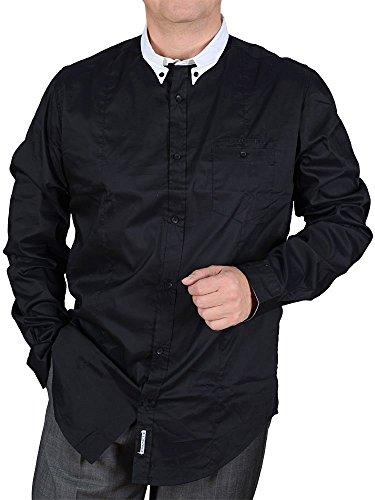 Gaudi Papete - Hemd- langarm - schwarz -XL
