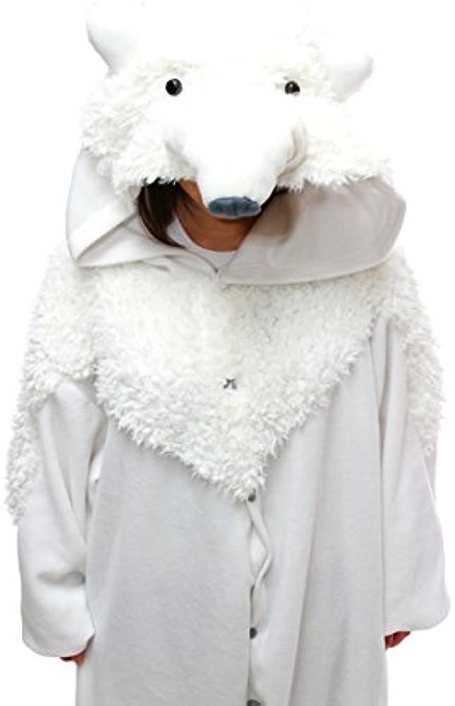 Oso Polar Disfraz o pijamas de una pieza   Kigurumi Cosplay Onesie ...