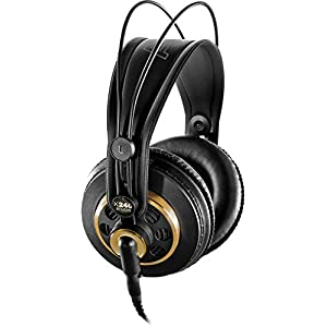 AKG K240 Studio Semi-Open Over-Ear Profession...