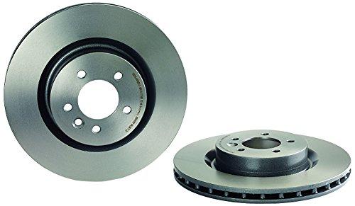 Brembo Sport Rotors (Brembo 09.8877.31 UV Coated Front Disc Brake Rotor)