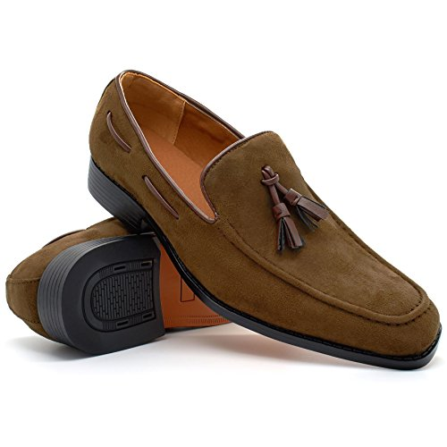 mit Plateau Herren London Sandalen Durchgängies Footwear Keilabsatz Braun twqXrqp5
