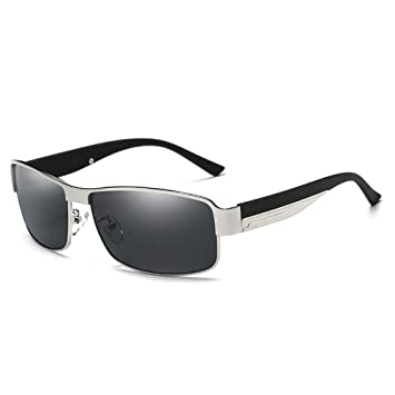 Man&Y Gafas de Sol polarizadas para Hombre Gafas de Sol ...
