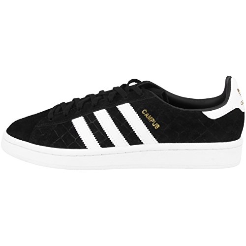 Women's Black Campus Sneakers W adidas wqEOS