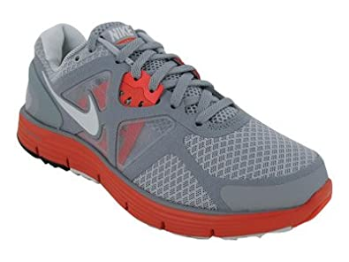 1df941cb3f0220 Image Unavailable. Image not available for. Color  Nike Women s Lunarglide+  3 - Wolf Grey ...