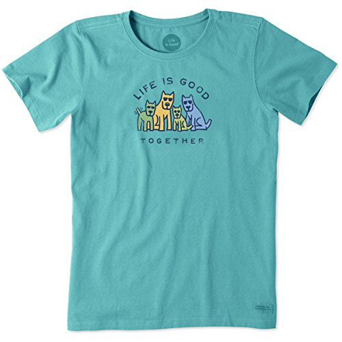 life-is-good-womens-crusher-tee-good-together-dog-bright-teal-l