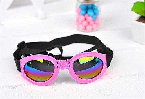 Zehui New Fashionable Water-Proof Multi-Color Pet sunglasses - Polarized Dirty Sunglasses Dog