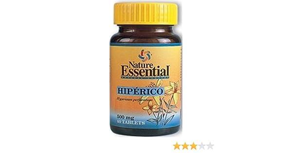 HIPÉRICO 500 mg 60 tabletas