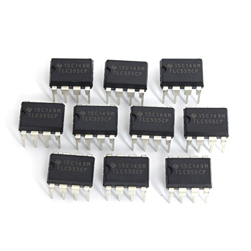 Price comparison product image Quickbuying 10PCS TLC555CP DIP8 TLC555 DIP LinCMOSE TIMERS Chips IC