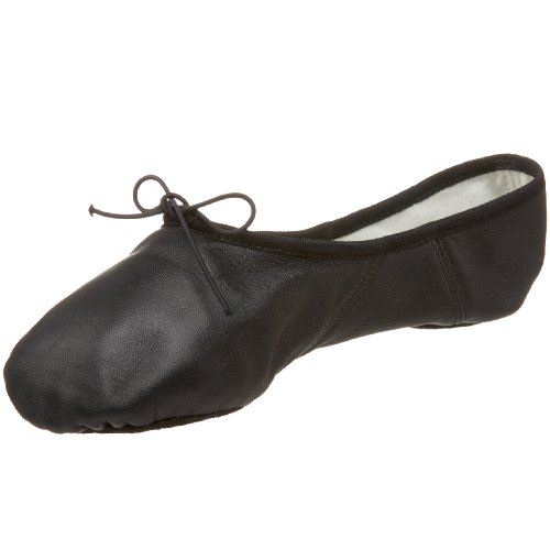 Image of Capezio Men's Leather Romeo Ballet Shoe,Black,13.5 M US