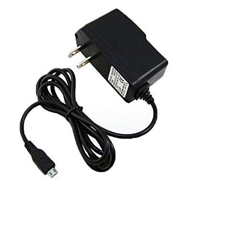 Home Travel AC Wall Micro USB Charger Adapter for Verizon LG enV Touch VX11000, enV 3 VX9200, Decoy VX8610 1000mAh 5ft (E2B)