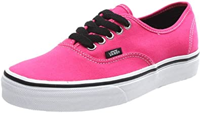 Vans , Baskets Mode pour Fille - Rose - Rose, 5 UK: Amazon ...