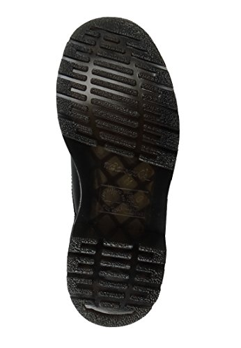 Medium Ii Damen Schwarz Leopard Martens Stiefel Bently Dr HRT Black qxE88I