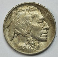 1913 Type (1913 Buffalo Nickel, Type 2)