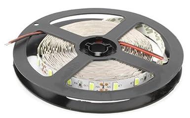 V-TAC tira LED 5630 60 LED/MT IP20 12 V Luz Natural 5 mt 10303: Amazon.es: Iluminación