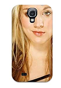 For Galaxy Case, High Quality Amazing Women Models Kaley Cuoco S For Galaxy S4 Cover Cases