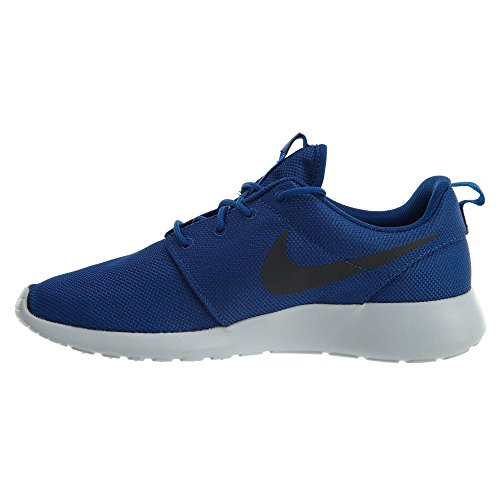 Blue Gym Baskets Rosherun Basses Homme Nike anthracite xngBIwP77q