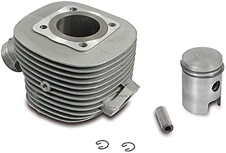 Fu/ßdichtung Zylinder 50 ccm /Ø 40 Kolben SET Z/ündkerze Simson KR51//1 Schwalbe