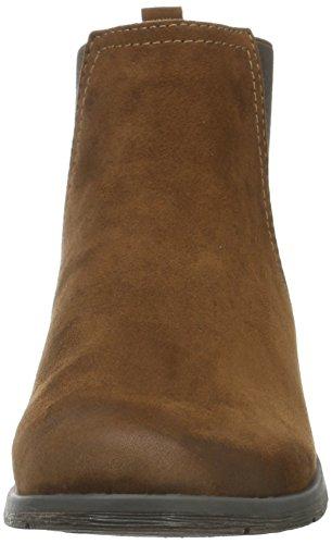 Marco Tozzi 25321, Zapatillas de Estar por Casa para Mujer Marrón - Braun (COGNAC 305)