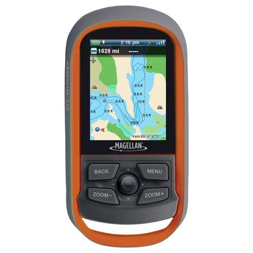GPS Information on Garmin, Lowrance, Magellan and other CONSUMER receivers.