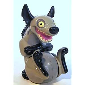 Burger King Kids Club The Lion King Ed the Hyena Toy Figure 1994 by Burger King
